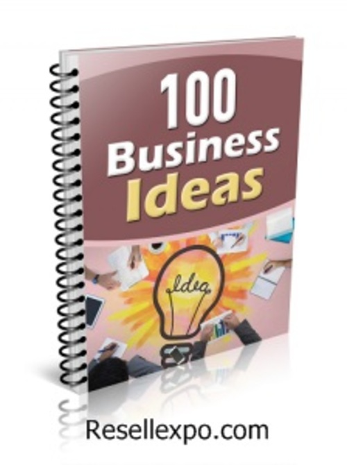 Product picture 100 Business Ideas ( MRR )