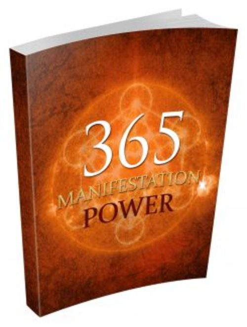 Product picture 365 Manifestation Power MRR Ebook