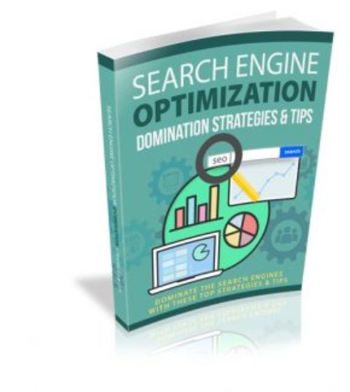 Product picture Seo Domination Strategies And Tips Resale Rights Ebook