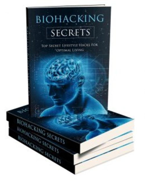 Product picture Biohacking Secrets MRR Ebook