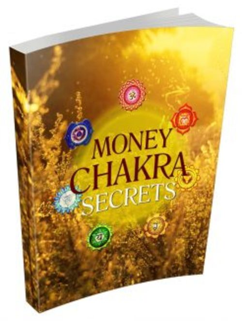 Product picture Money Chakra Secrets MRR Ebook
